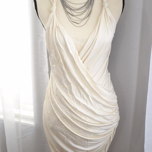 RACHEL Rachel Roy Dresses & Skirts - Rache Roy gathered mesh back dress Medium